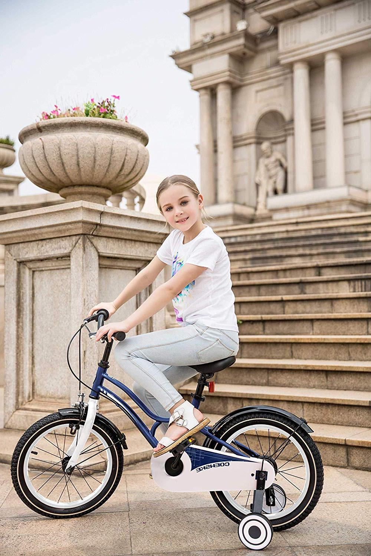 Kid's Bike <font><b>Children</b></font> <font><b>Bicycle</b></font> 14-16 Inch with Training