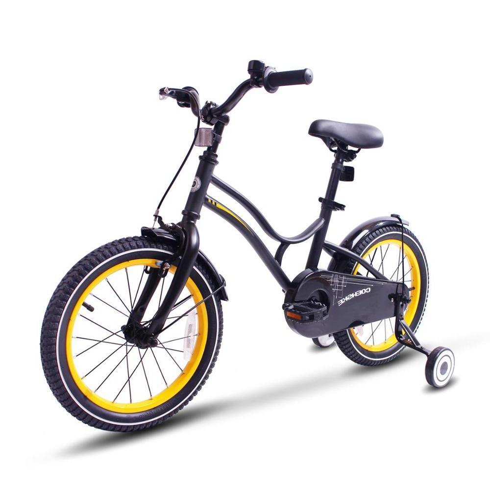 kid s bike steel frame font b