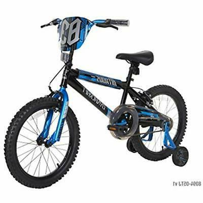 kids bikes boys nitrous bike black blue