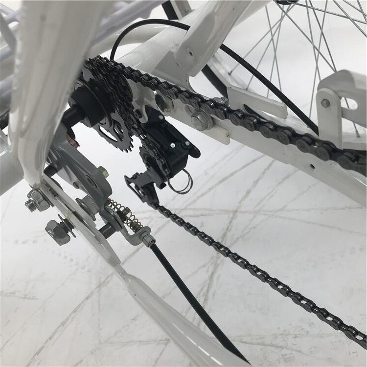 KN-RLSLC01 mini pedal <font><b>3</b></font> <font><b>wheel</b></font> <font><b>bike</b></font> cargo <font><b>bike</b></font> with