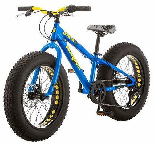 kong terrain fat tire bike