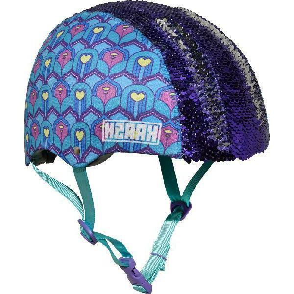 Krash! Feather Flip Bike Helmet, Youth 8+