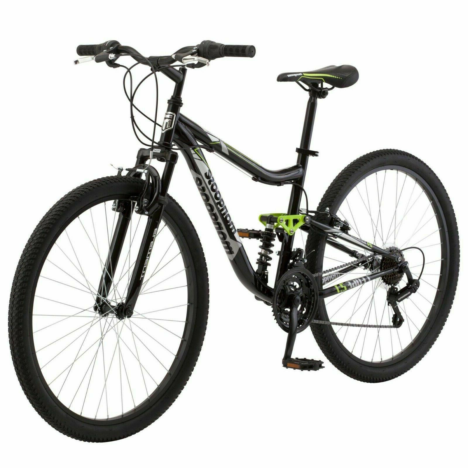 "🚦Mongoose Ledge 2.1 Mountain Bike, 27.5"" wheels, 21 speed"