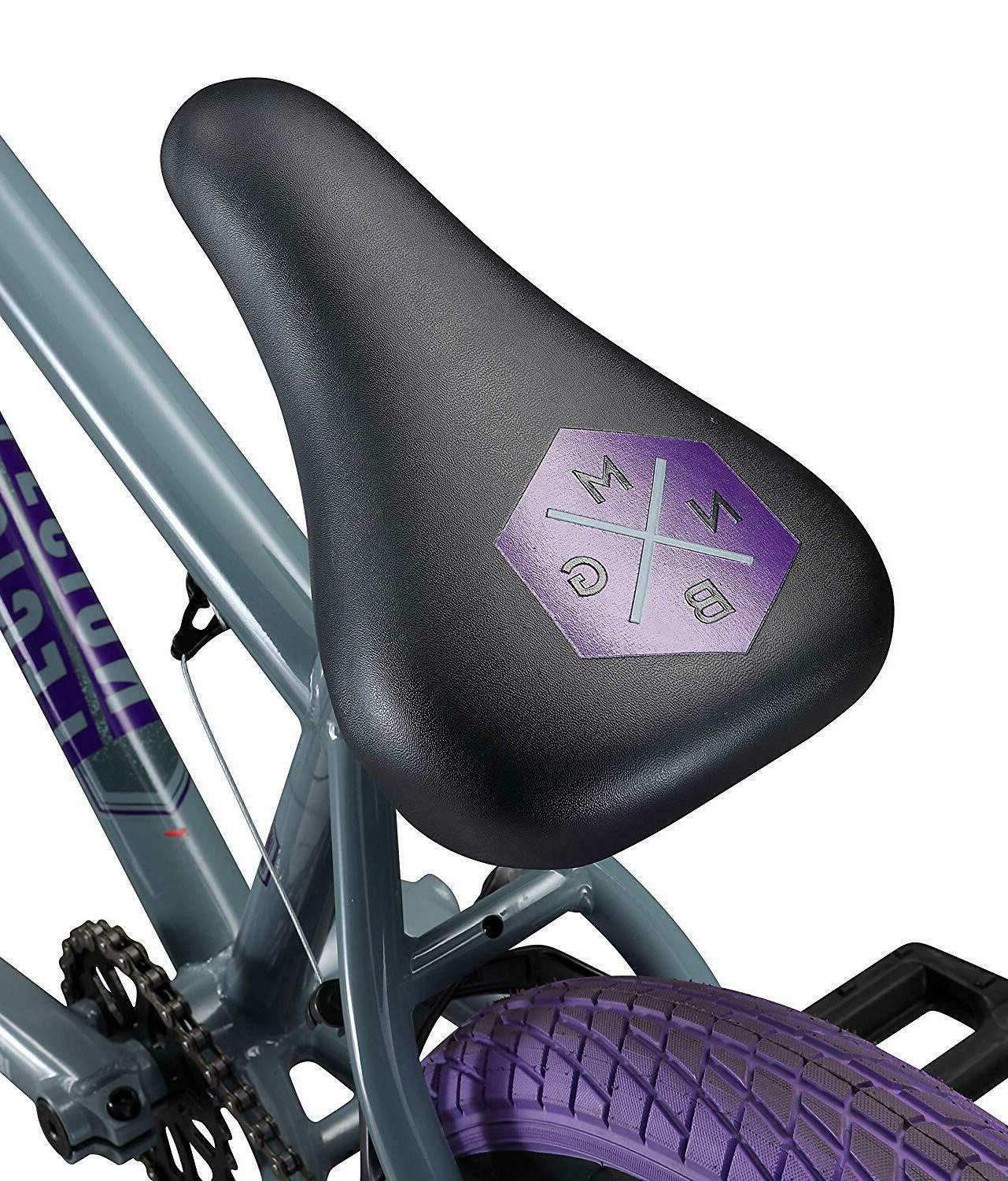 Mongoose Legion Freestyle BMX for Riders, 4