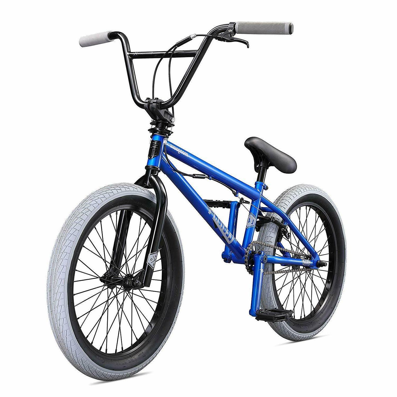 Mongoose Legion BMX Bike for Riders, 4