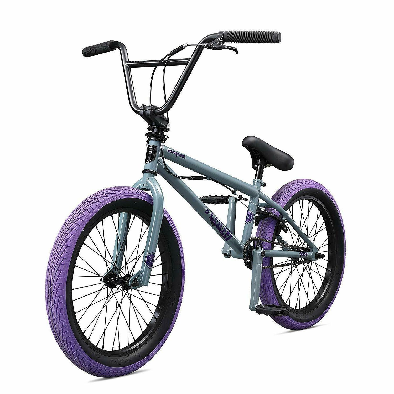 Mongoose Freestyle BMX Riders,