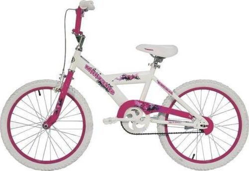 Kent Lucky Star Kids Bicycle, 20 in Front, 20 in Rear, Steel