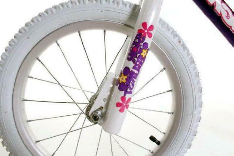 """Dynacraft Magna BMX Bike 16"""", Purple/White/Pink"""