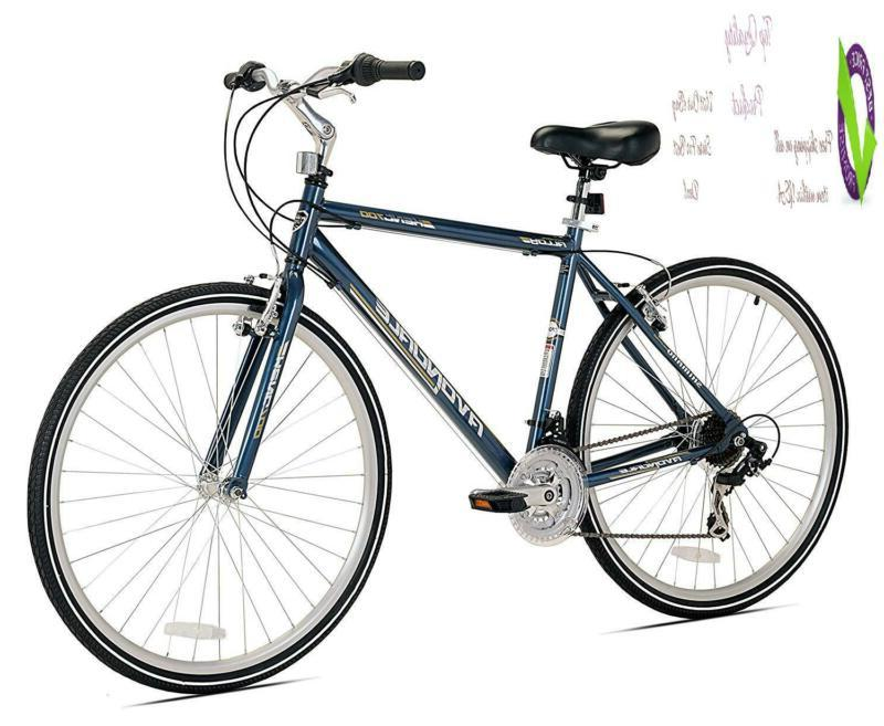 men s avondale hybrid bicycle with sure