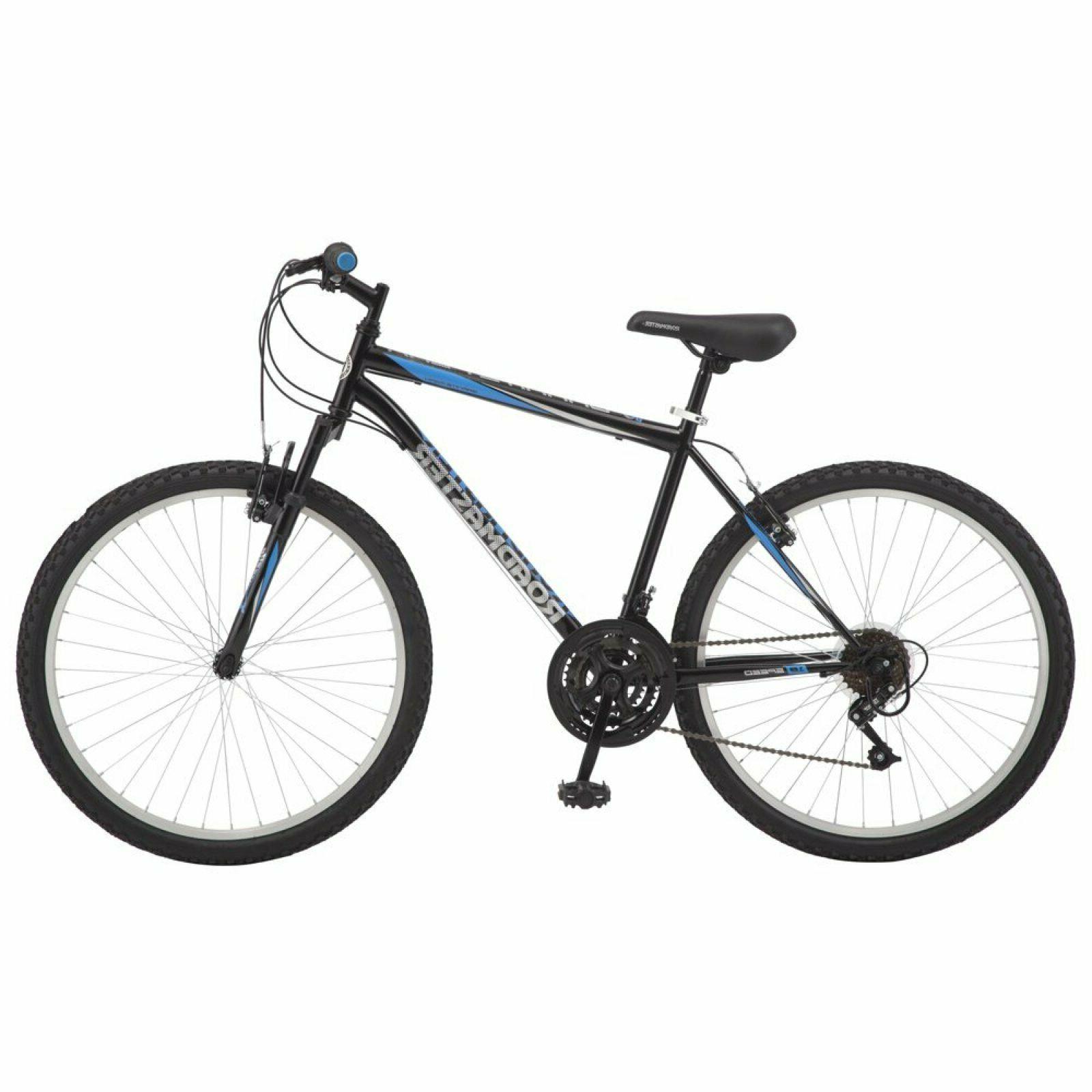 Men's Bike 26 Inch Frame 18 Speeds New