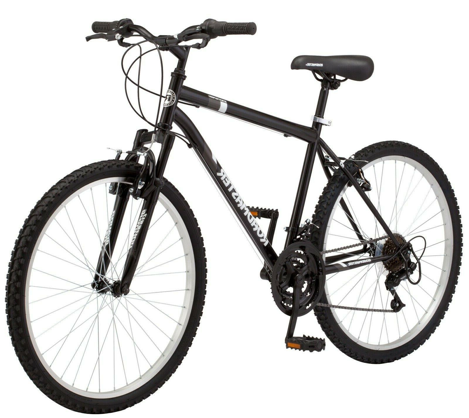 Granite Peak Mens Mountain Adult Bike 26 Inch Wheels Black W