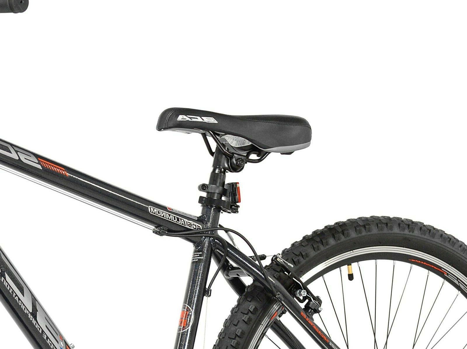 Men's Mountain Bike Gray/Orange