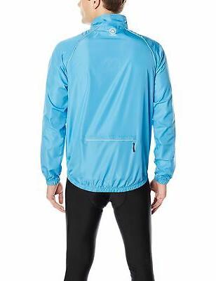CANARI Windshell Jacket Electric Blue XX-Large New