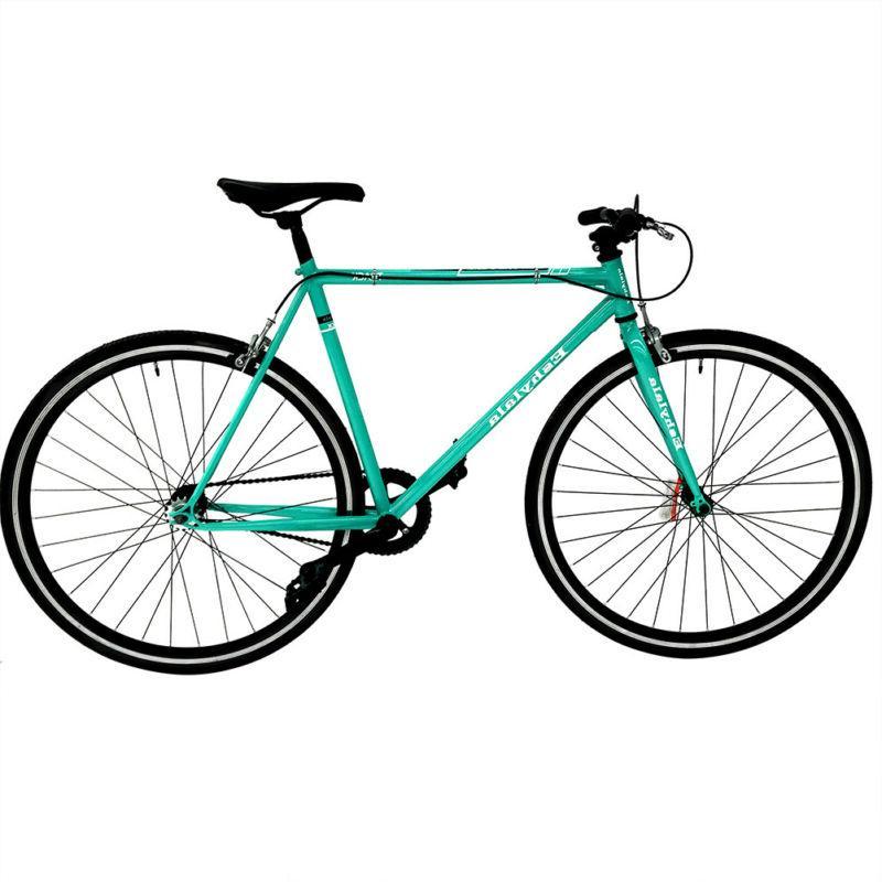 Eshylala Fixed Gear Bike Bicycle Steel Men/Women Fixie City