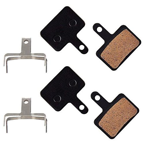 metal disc bike brake pads