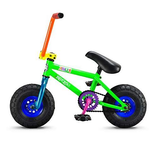 *GENUINE ROCKER* - FUNK iROK+ BMX RKR Mini BMX Bike