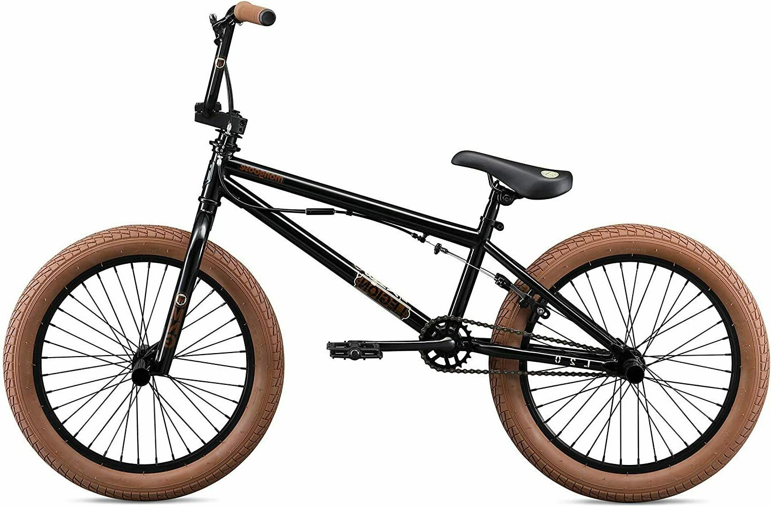 Mongoose Legion L20 Freestyle BMX Bike Line for 20 Inch Whee