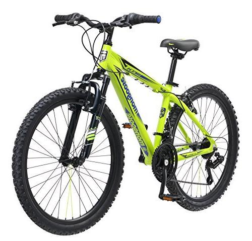 mongoose mech mountain bicycle