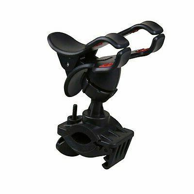 mountain bicycle bracket holder bike handlebar clip