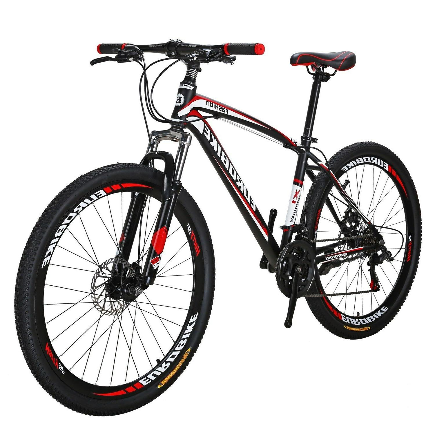X1 Mountain Bike 27.5 inches Wheels Shimano 21 Speed Complet
