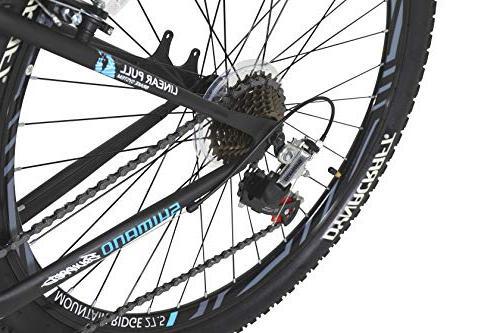 """Dynacraft Mountain 27.5"""" Bike, 27.5""""/One"""