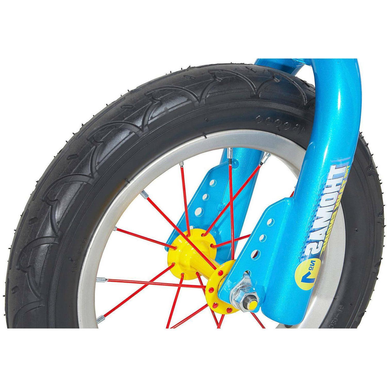 New Thomas Train Blue Bicycle
