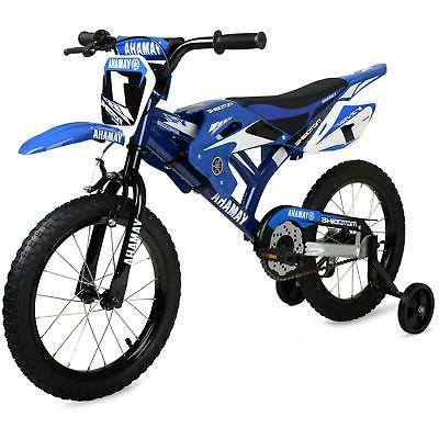 """NEW Yamaha Moto Bike 16"""" inch BMX Kids Bicycle Child Bikes B"""