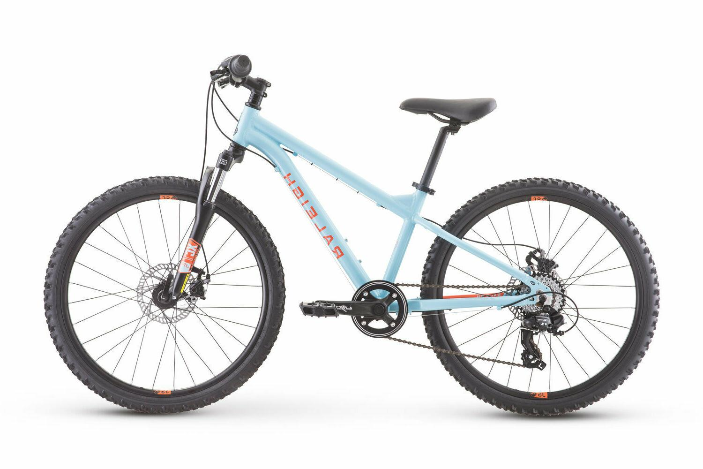 Raleigh Bikes Tokul 24 Kids Mountain Bike for Boys & Girls Y