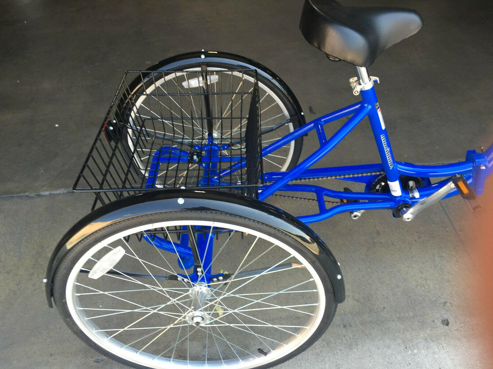 "New 3 Adult 26"" Blue Pickup Only"