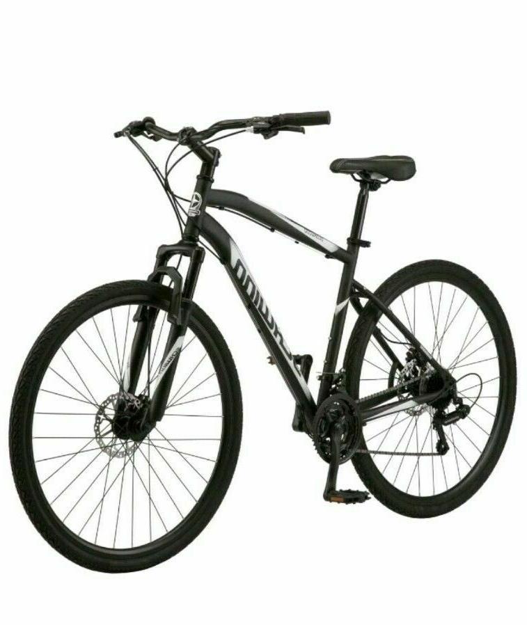 🔥☀️NEW 700c Men's Bike, Speeds, Black🔥SHIPS TODAY