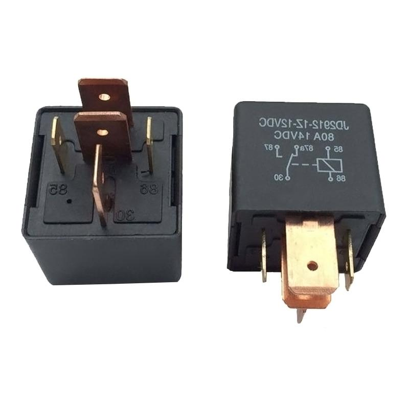 Automotive Relay 5-Pin Changeover Relays DXY88