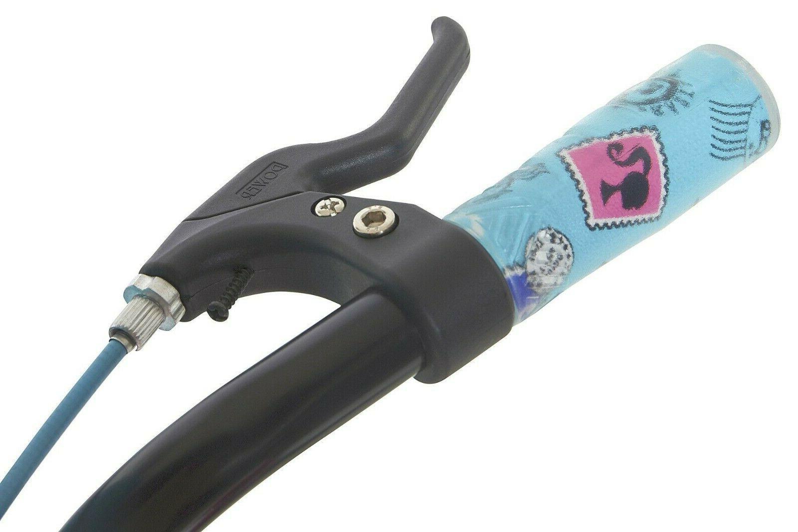 NEW GIRLS Bike, Hand brakes, bag