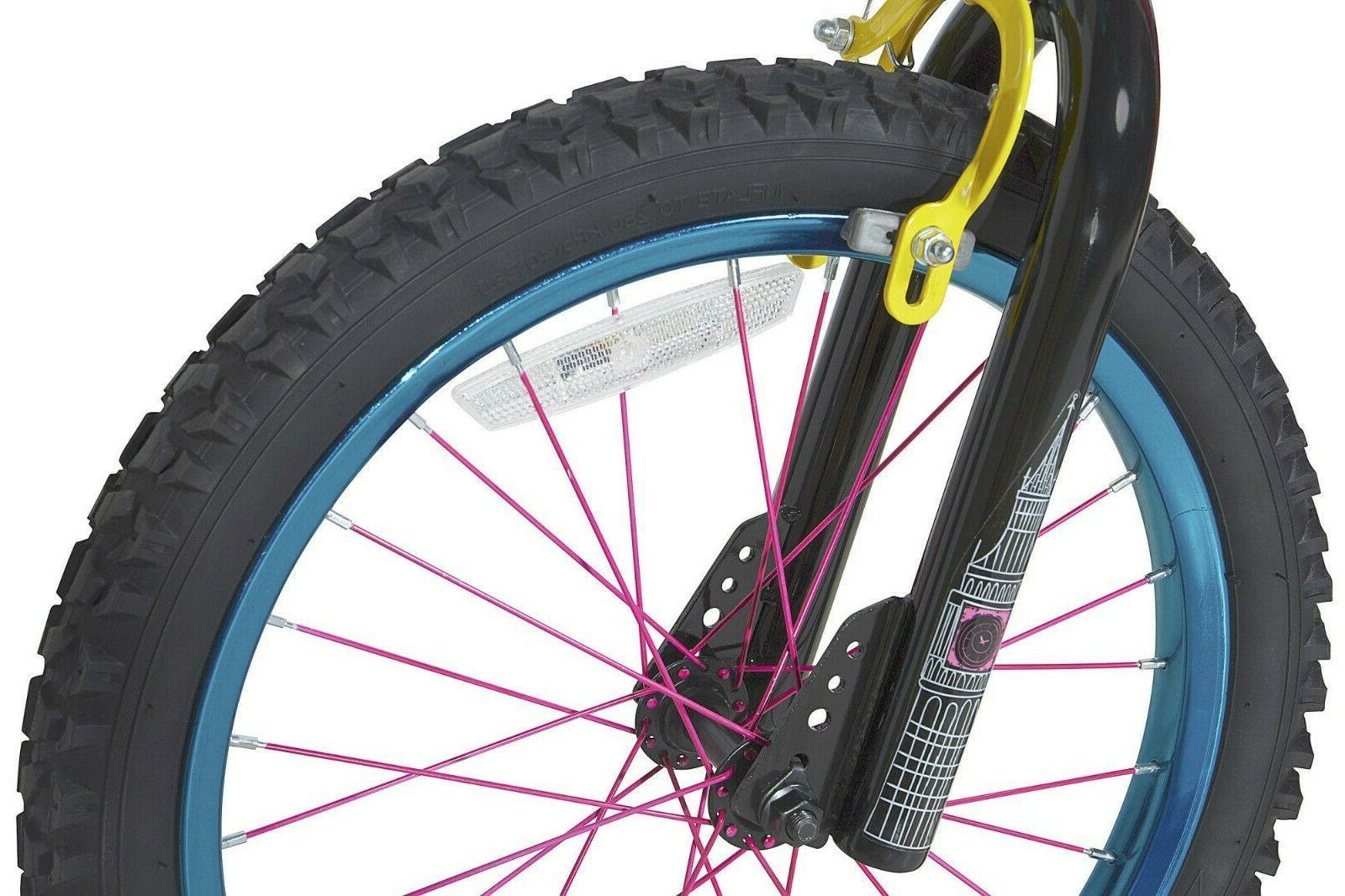 NEW Barbie Bike, Pink, Hand brakes, Wheels, Handlebar