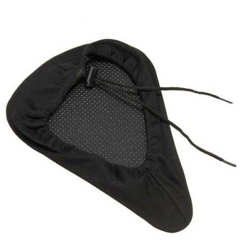 New Bike Bicycle Soft Saddle Seat Cover