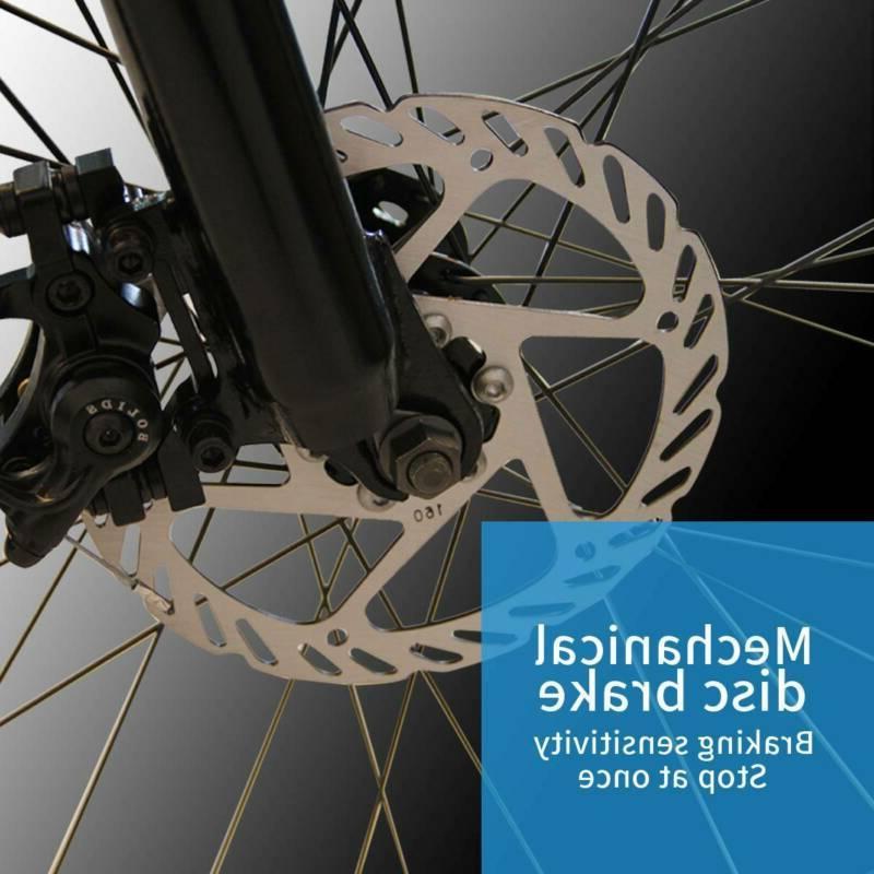 26'' E-bike Mountain Bicycles Folding Cycling Speed
