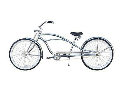 Firmstrong Deluxe Stretch Beach spokes Chrome