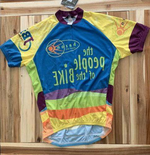 nwt mens people of the bike cycling