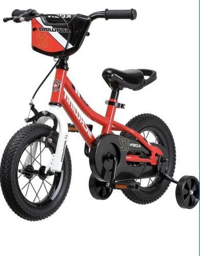 Outdoor Boys girls Bike for Red