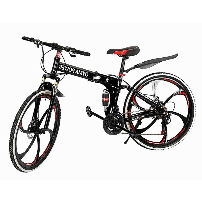 Outroad Mountain Speed in Folding Bike Double