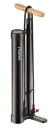 LEZYNE Pressure Over Drive Floor Pump Gloss Black, One Size