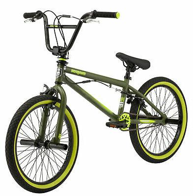 Mongoose Attack kids BMX Boys, Green