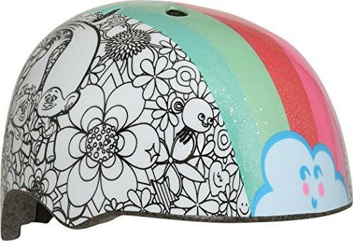 rainbow multisport helmet