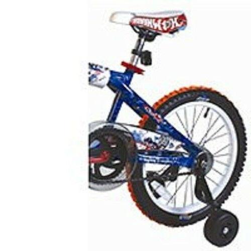 RARE! Dynacraft Hot Bike Blue/White/Orange