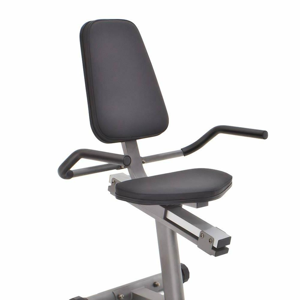 Marcy Recumbent NS-1201R Magnetic Stationary Cardio