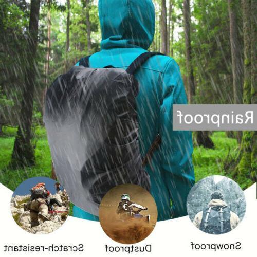 Reusable Backpack Cover for Hiking Biking