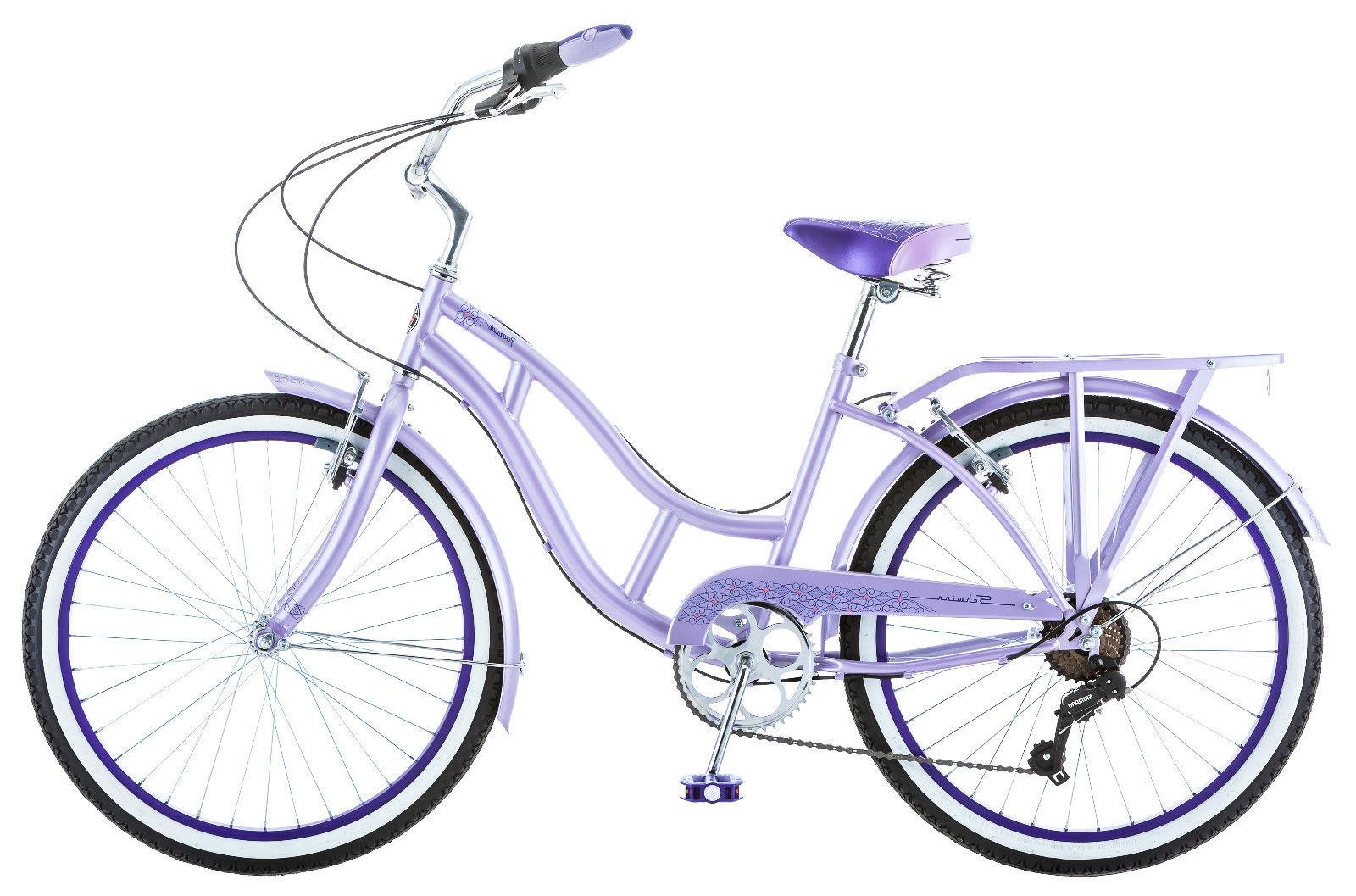 "24"" Schwinn Girl's Cruiser Purple"
