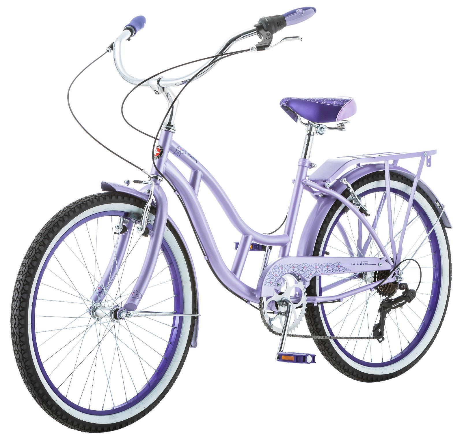 "24"" Girl's Cruiser Purple"