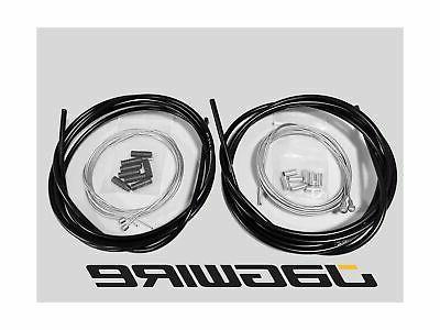 JAGWIRE ROAD SHOP KIT - Complete Brake & Shifter Cable and H