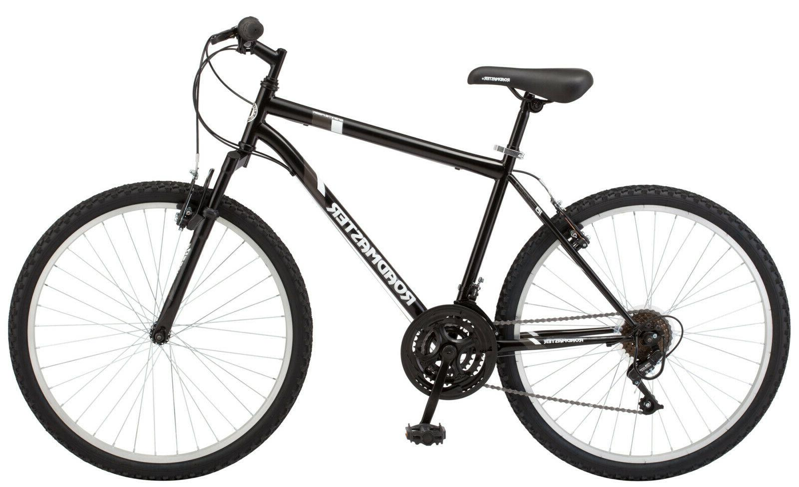 "Men/'s Mountain Bike 26/"" Inches Roadmaster Granite Peak Bicycle 18-speed"