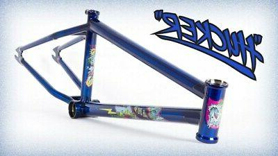 S&M FRAME TRANS BMX BIKE SIGNATURE